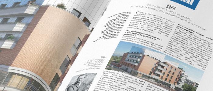 Kap9 dans CAPITAL spécial Immobilier